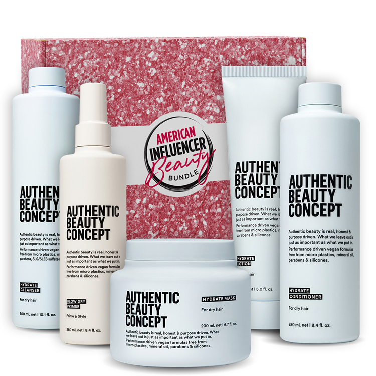 Authentic Beauty Concept Bundle With 05 Full-Size Products - AIA
